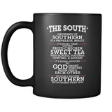 The South - Luxury Country Mug