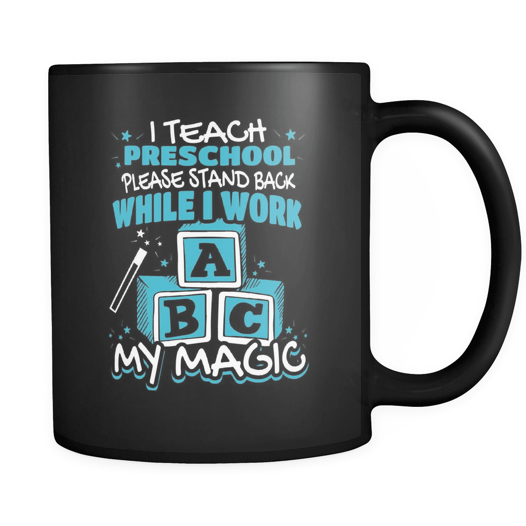 Work My Magic - Luxury Teacher Mug