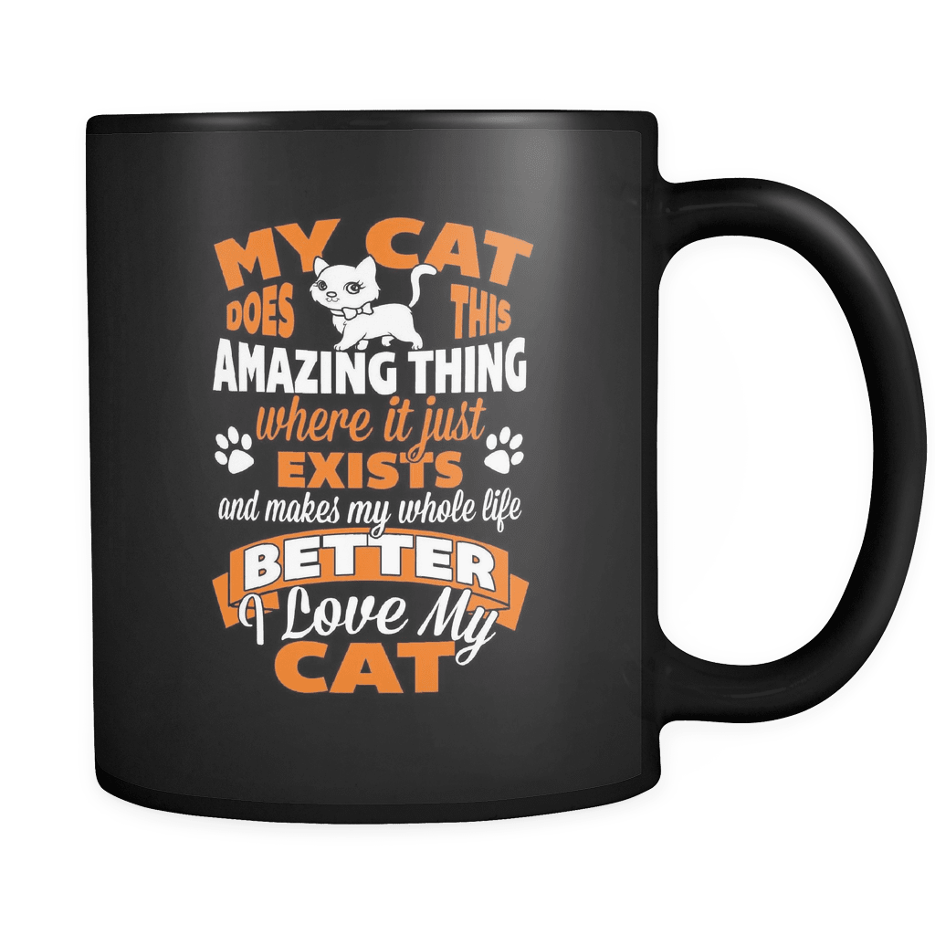 Amazing Cat - Luxury Mug