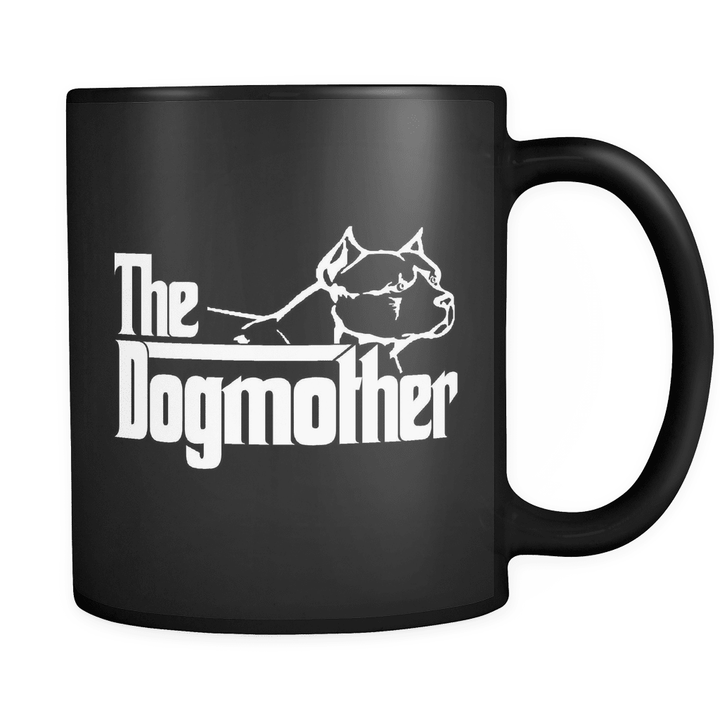 The Pitmother - Luxury Pit Bull Mug