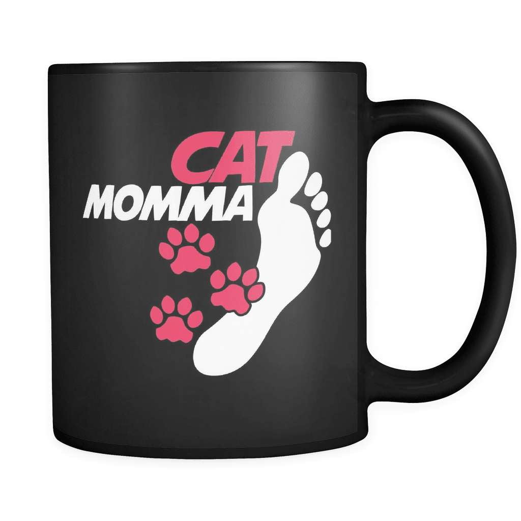 Cat Momma - Luxury Mug
