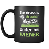 Greener Wiener - Luxury Dachshund Mug