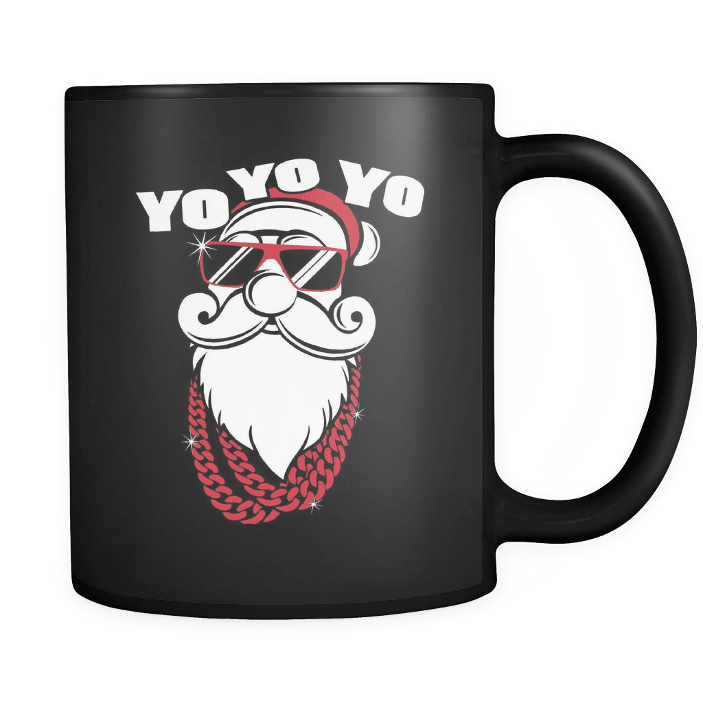 Cool Santa - Christmas Luxury Mug
