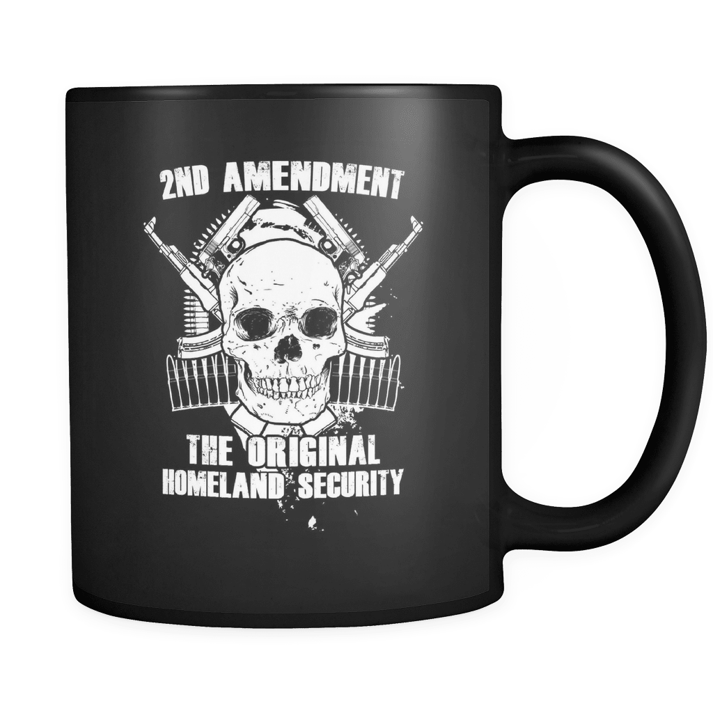 The Original Homeland Security - Luxury Gun Mug