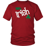 Irish T-Shirt Design - 100% Irish