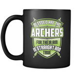 Blessed Are The Archers - Luxury Archery Mug