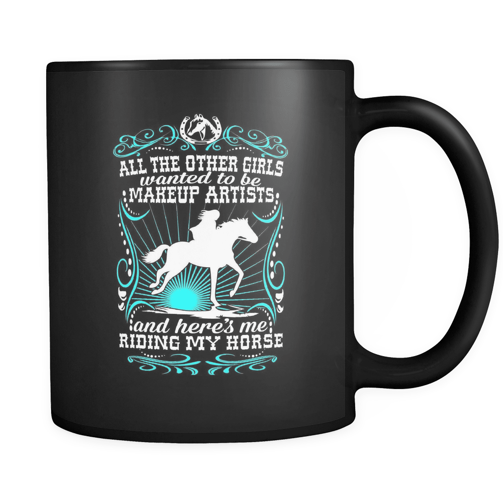 All The Other Girls - Luxury Horse Mug