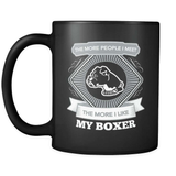 My Boxer & You - Luxury Mug