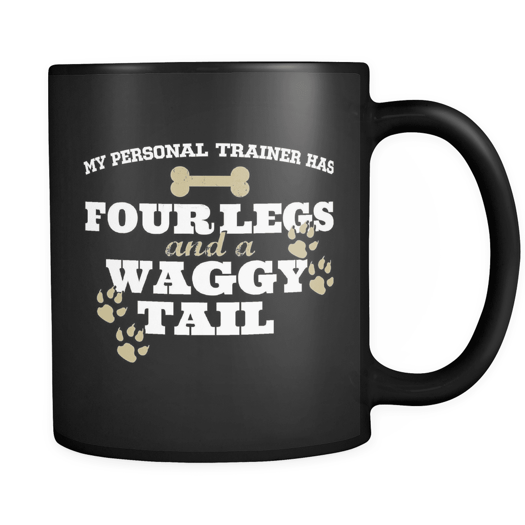 My Personal Trainer - Luxury Dog Mug