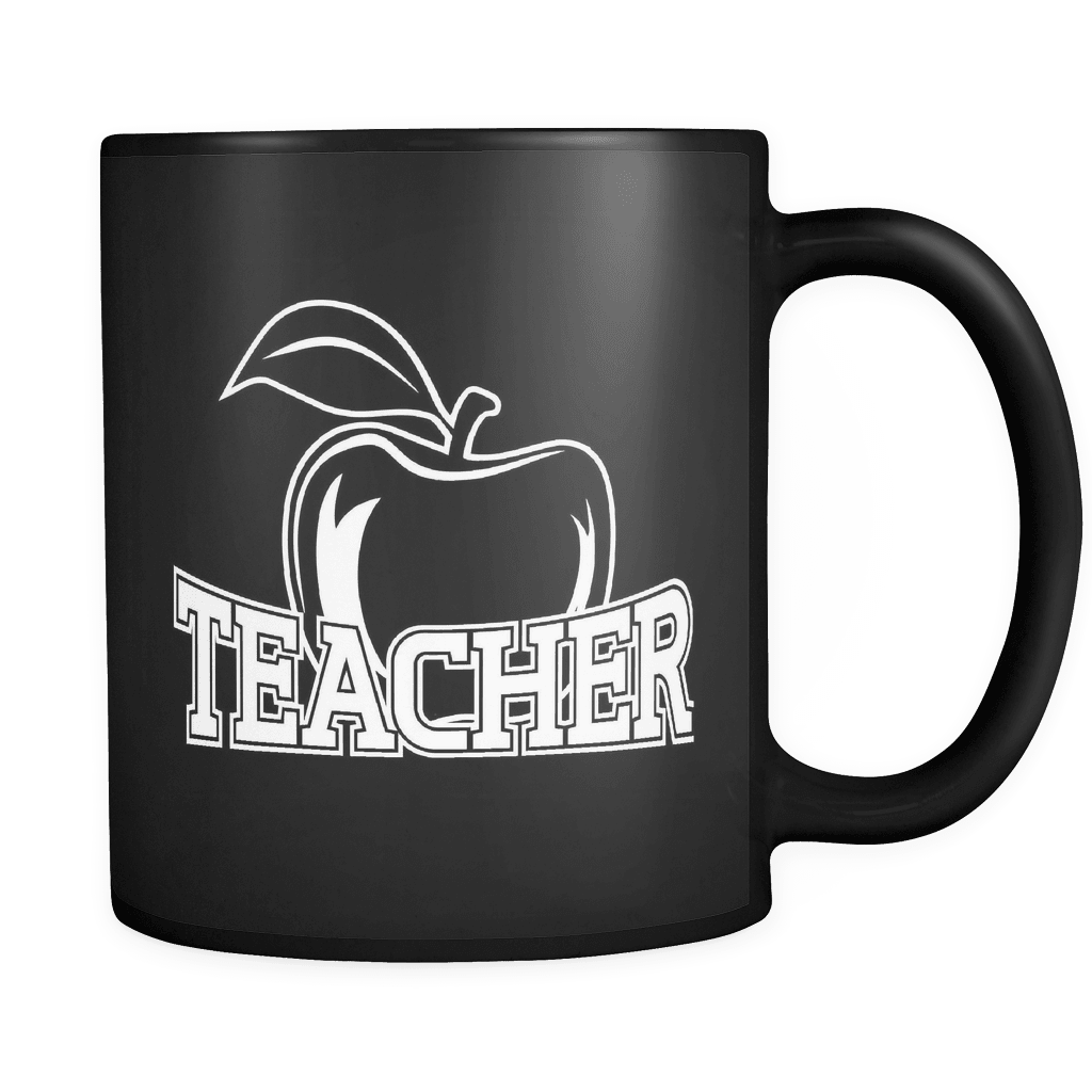 Teacher Apple - Luxury Mug