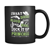 Suck It Up Princess! - Luxury Country Mug