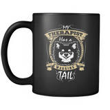 Chihuahua Therapist - Luxury Mug