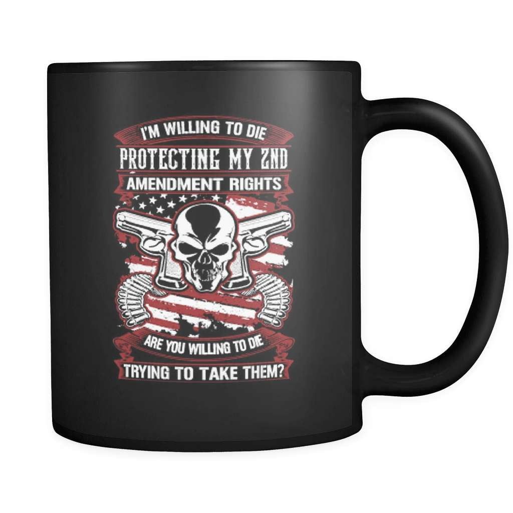 Before You Cross Me - Luxury Gun Mug