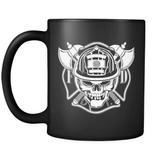 F.D Bravery - Luxury Firefighter Mug