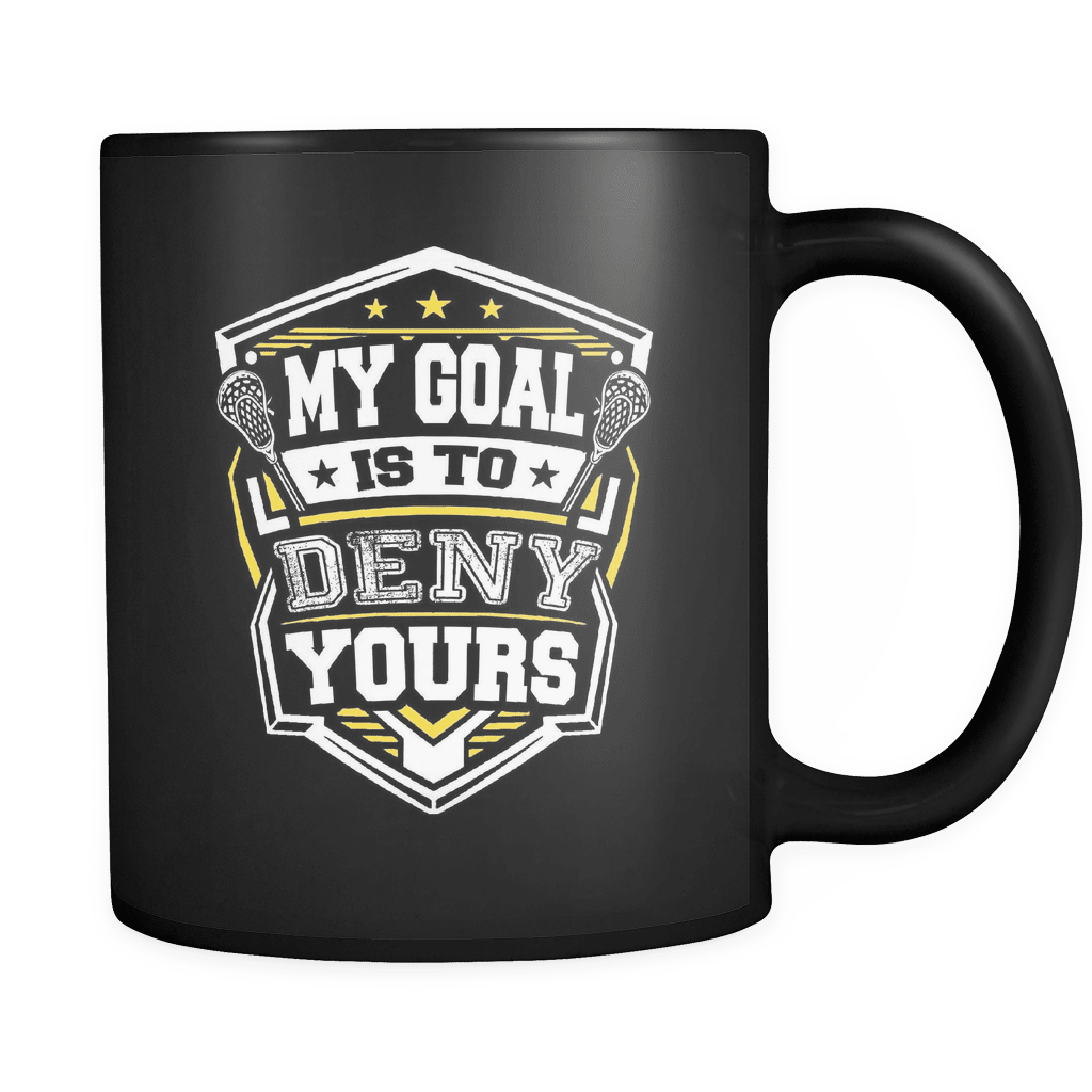 My Goal - Luxury Lacrosse Mug