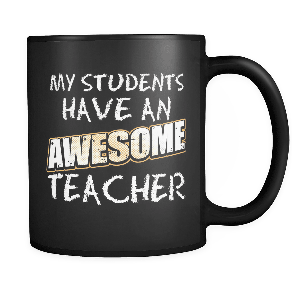 Awesome Teacher! - Luxury Mug