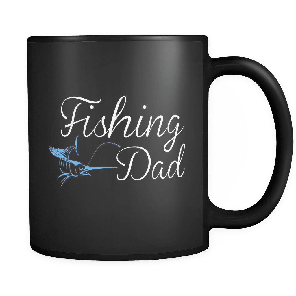 Dad - Luxury Fishing Mug