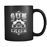 Gun Chick - Luxury Mug