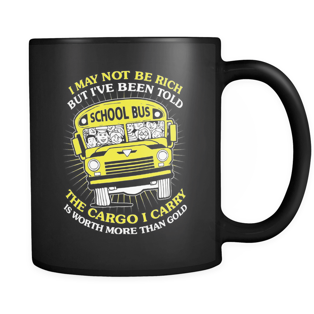 My Cargo - Luxury School Bus Driver Mug