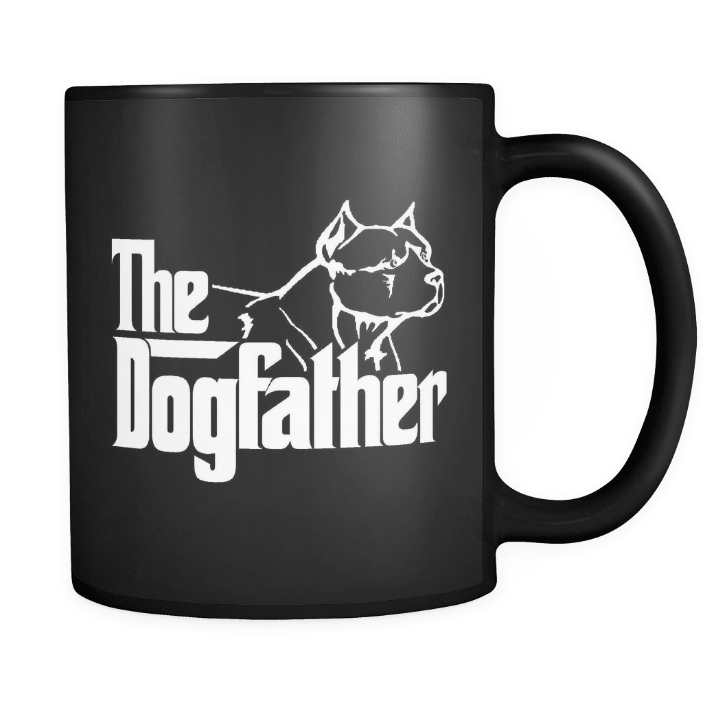 The Pitfather - Luxury Pit Bull Mug