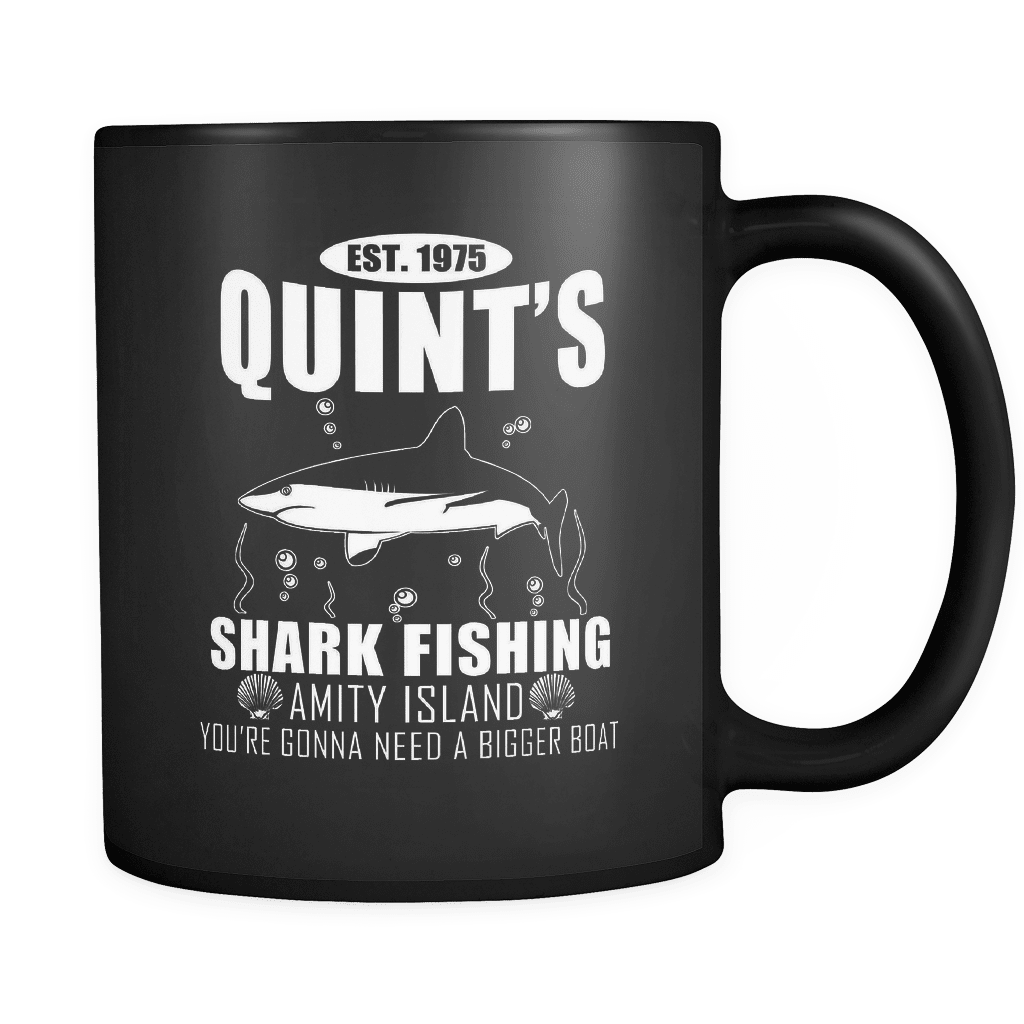 Bigger Boat - Luxury Fishing Mug