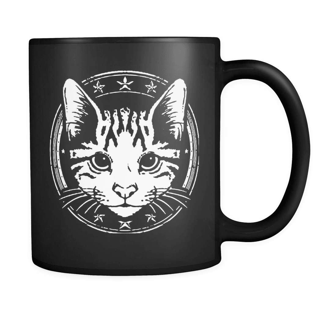Look Into My Eyes - Luxury Cat Mug