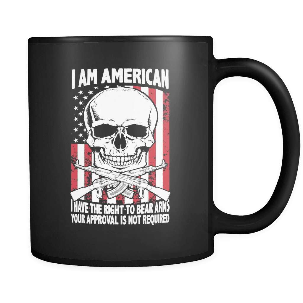 I Have The Right The Bear Arms - Luxury Gun Mug