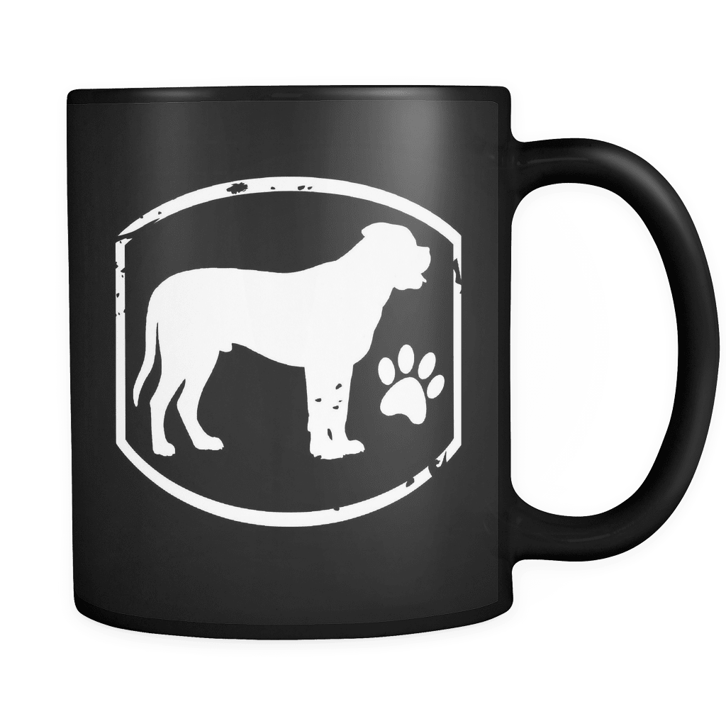 Mastiff Paw - Luxury Mug