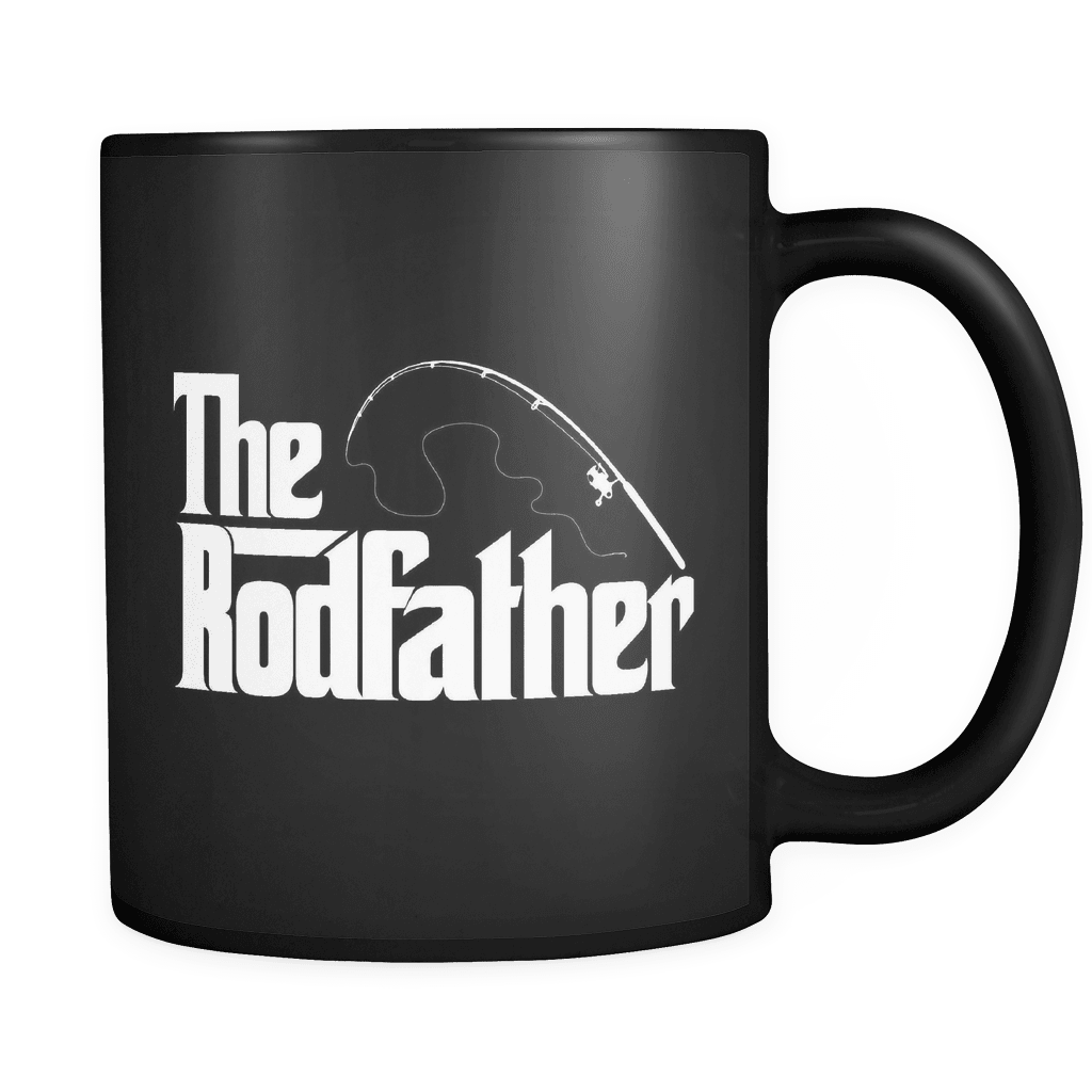The Rodfather - Luxury Fishing Mug