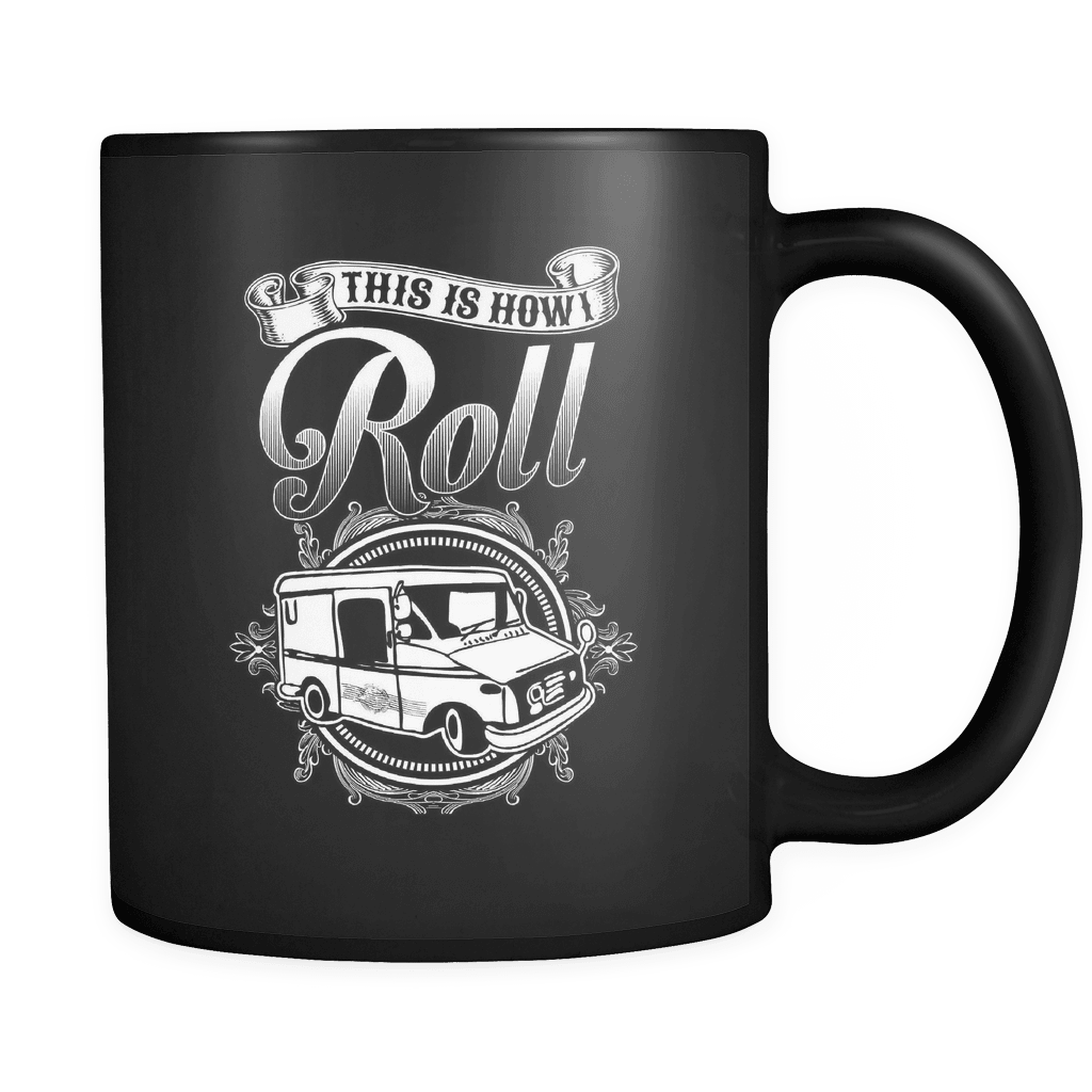 How Mail Carriers Roll - Luxury Mug