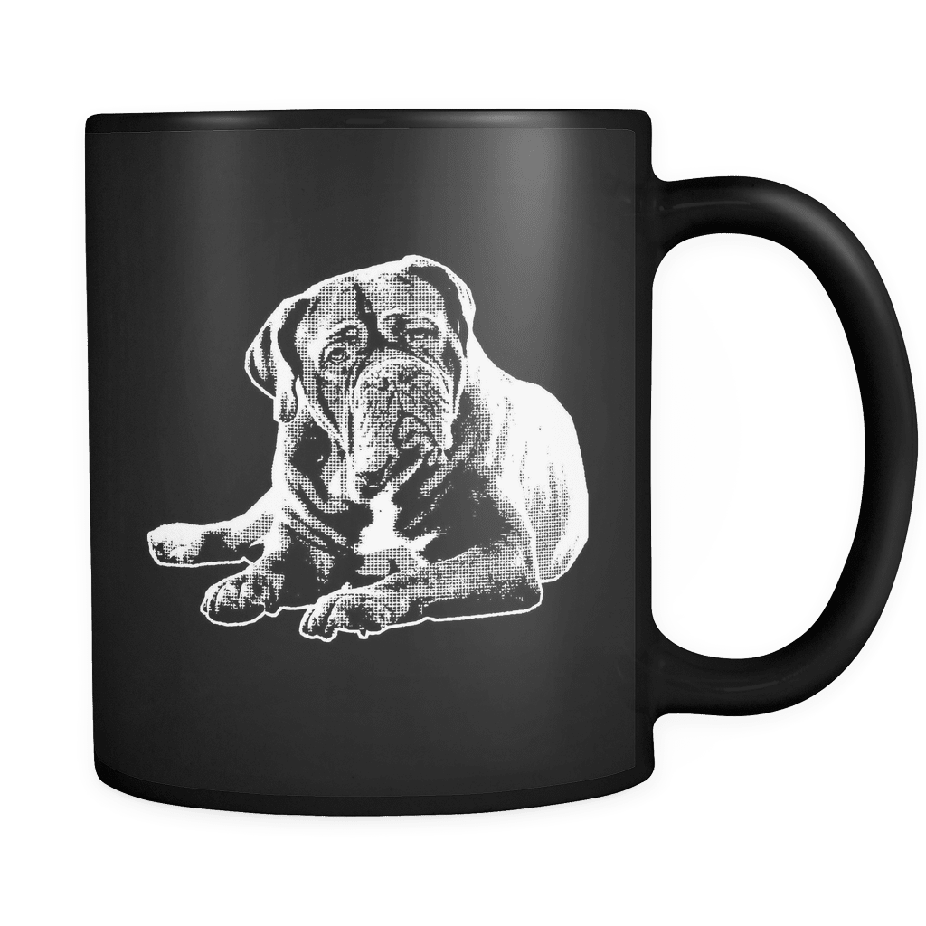 Hey Buddy! - Luxury Mastiff Mug