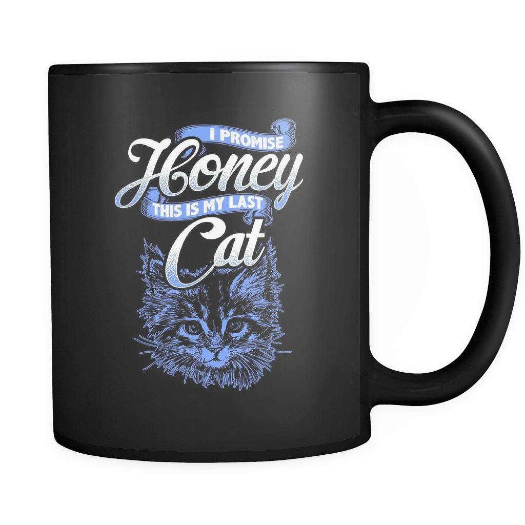 My Last Cat - Luxury Mug