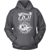Mail Carrier T-Shirt Design - How Mail Carriers Roll