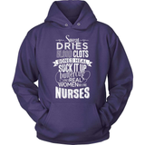 Nurse T-Shirt Design - Real Women