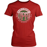 Beer T-Shirt Design - IPA Is My Blood Type!