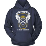 Mail Carrier T-Shirt Design - The Power Of A Mail Carrier