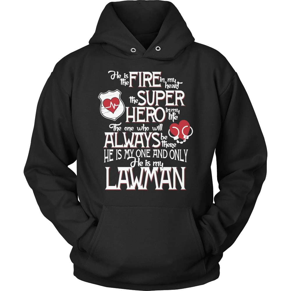 Police T-Shirt Design - My Lawman
