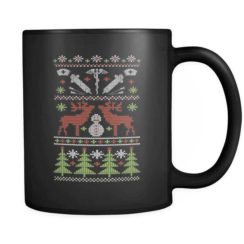 Christmas Nurse Luxury Mug