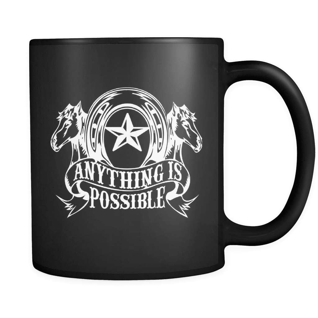 Anything - Luxury Horse Mug