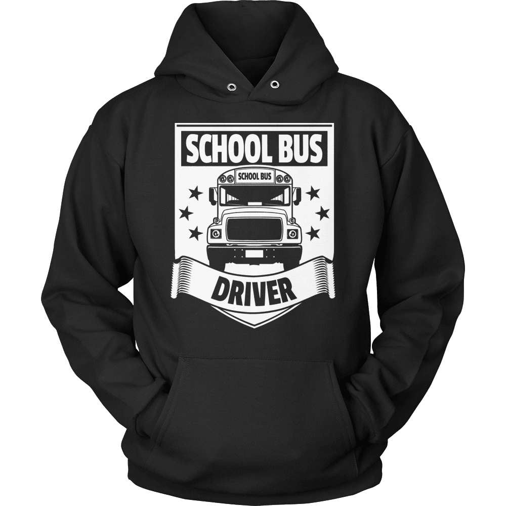 School Bus Driver T-Shirt Design - School Bus Driver - snazzyshirtz.com