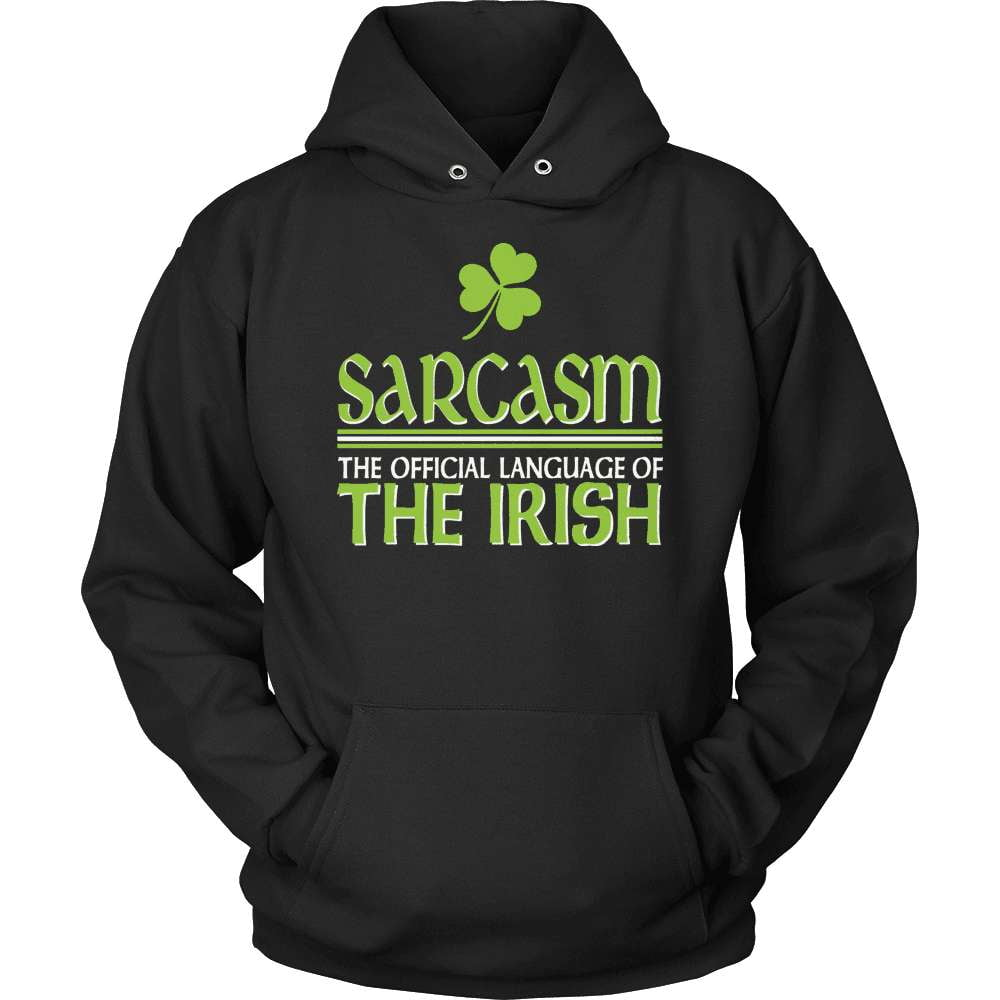 Irish T-Shirt Design - Sarcasm - snazzyshirtz.com