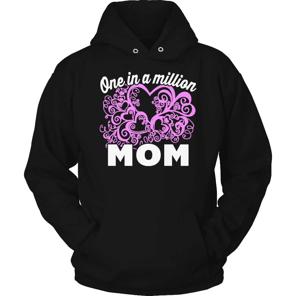 Mothers Day T-Shirt Design - One In A Million - snazzyshirtz.com