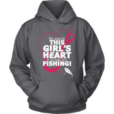 Fishing T-Shirt Design - This Girls Heart