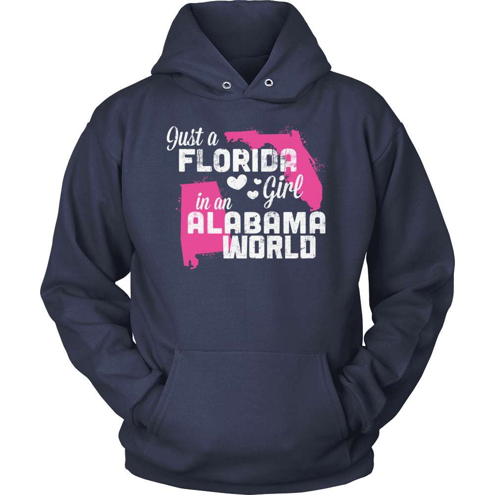 Florida T-Shirt Design - Florida Girl Alabama World