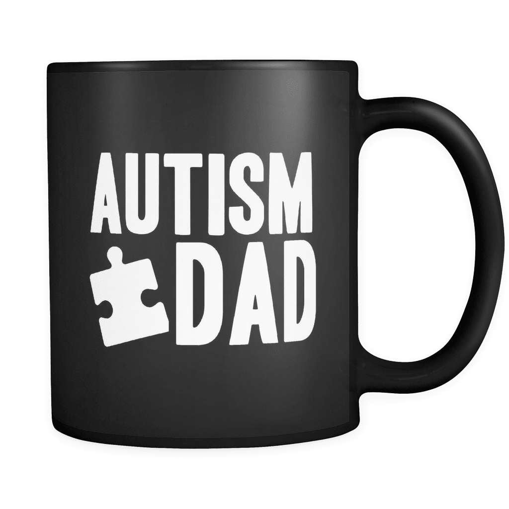 Dad - Luxury Autism Mug