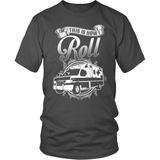 EMT T-Shirt Design - This Is How I Roll