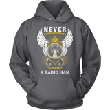 Ham Radio T-Shirt Design - The Power Of A Radio Ham