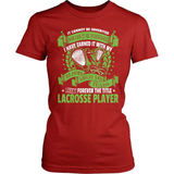 Lacrosse T-Shirt Design - I Own The Title!