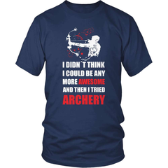 Archery Shirt - Awesome Archer - snazzyshirtz.com