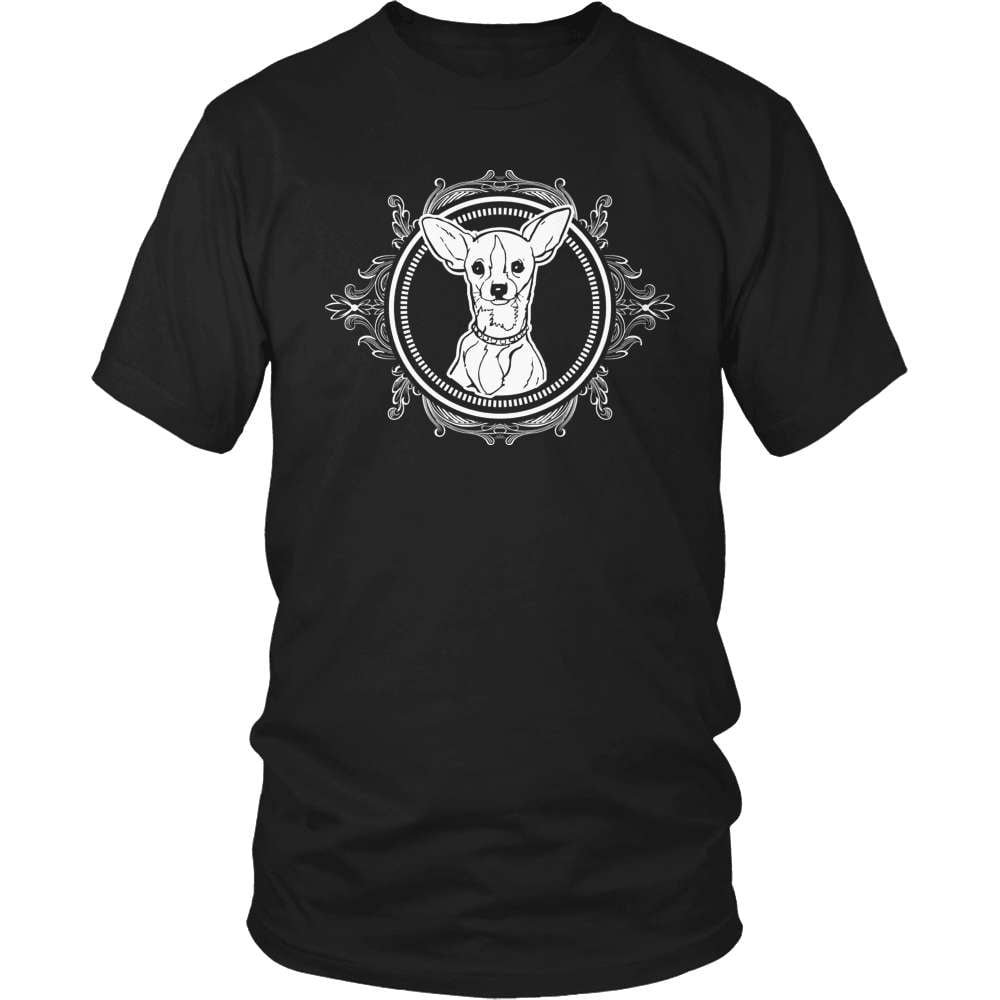 Chihuahua T-Shirt Design - Big Ears - snazzyshirtz.com